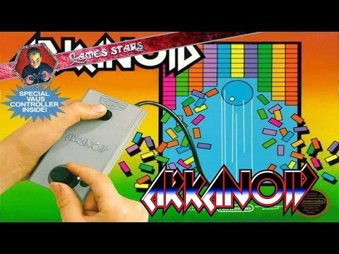 Мини прохождение игры - Arkanoid