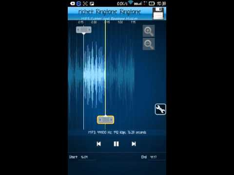 How to use mp3 music cutter