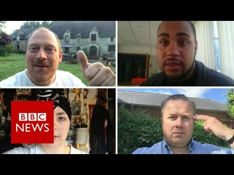What voters make of Brexit - BBC News
