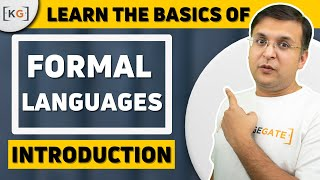 INTRODUCTION OF FORMAL LANGUAGE | TOC | TOFL | THEORY OF COMPUTATION | AUTOMATA THEORY | part-1
