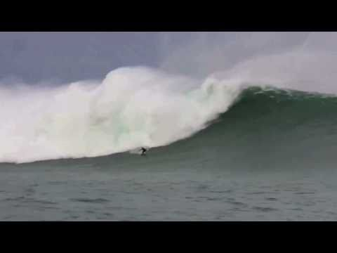 BIGGEST WAVE SURFING THIS YEAR