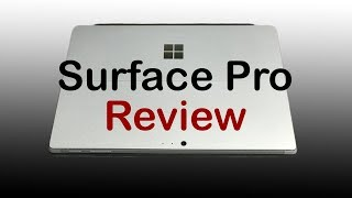 Top 2 In 1 Laptops 2017: Surface pro 2017 REVIEW