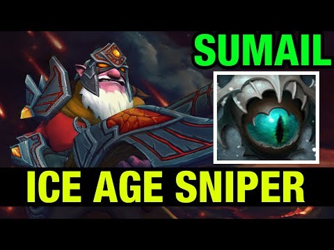 ICE AGE SNIPER ! - SUMAIL - Dota 2