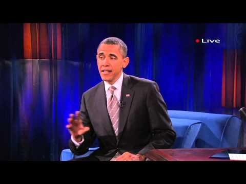 Obama Funny Interview with Singeetham Srinivasa Rao - Part1 -...