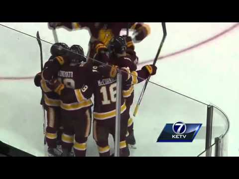 Hockey highlights and post-game coverage from UNO's sweep over UMD