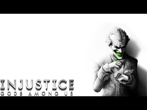 Injustice: Gods Among Us - The Joker - Classic Battles On Very Hard (No Matches Lost)