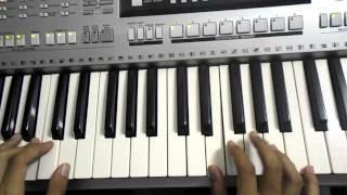 Belajar Keyboard Lagu AnakAnak Satu satu Aku Sayan