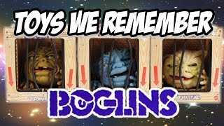 Toy Hunting Ep. 148 Boglins Toy We Remember