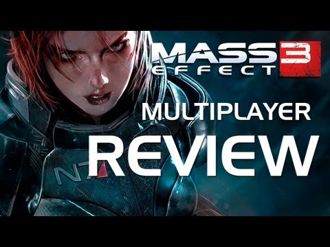 Mass Effect 3 MULTIPLAYER Review!