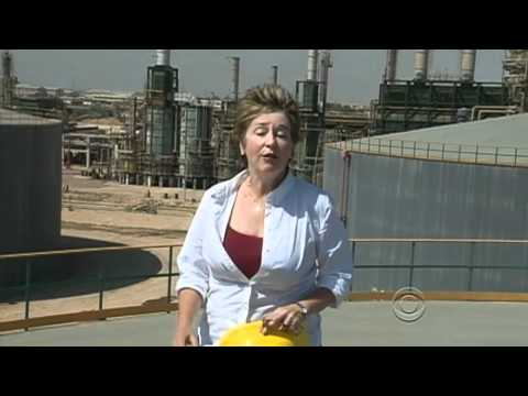 The CBS Evening News with Scott Pelley - Libyans rush to get oil exports flowing again