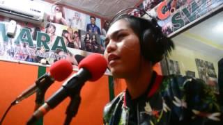 Weni Engkaulah Takdirku Versi Live On Air di Citraswara FM