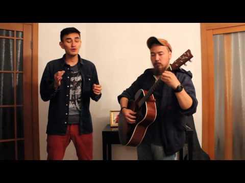 Джанго и Надир - Too Close (cover Alex Clare)