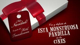 HOTEL TRANSILVANIA 2. Feliz Navidad. Ya En Cines