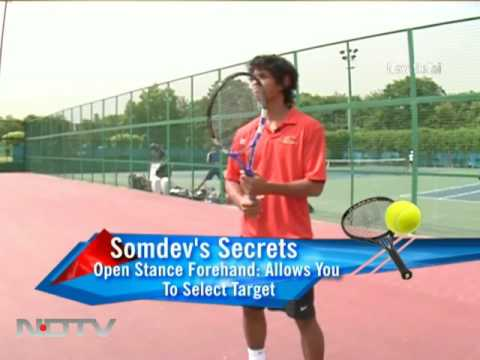 Somdev reveals his tennis secrets
