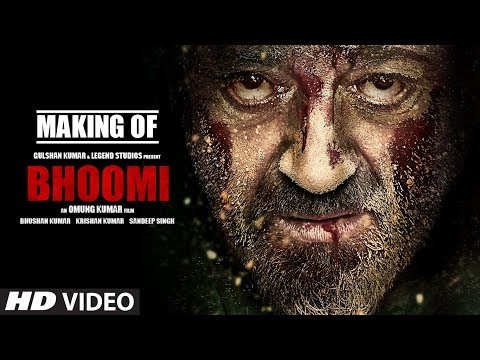 Making Of Bhoomi | Sanjay Dutt, Aditi Rao Hydari