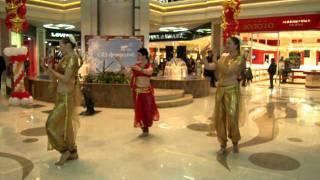 Minsara poove last indian dance