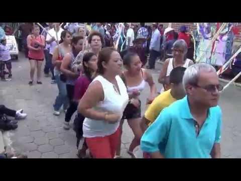 Baile de toritos en Zacualpa