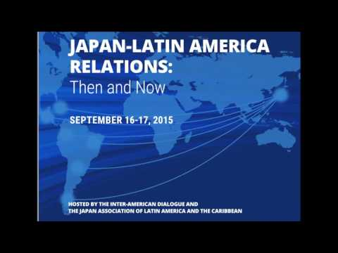Japan-LAC: A New Era in Relations? (Audio)