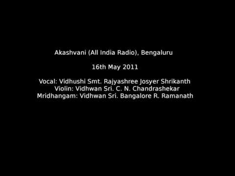 16 MAY 2011 - Akashvani (All India Radio)