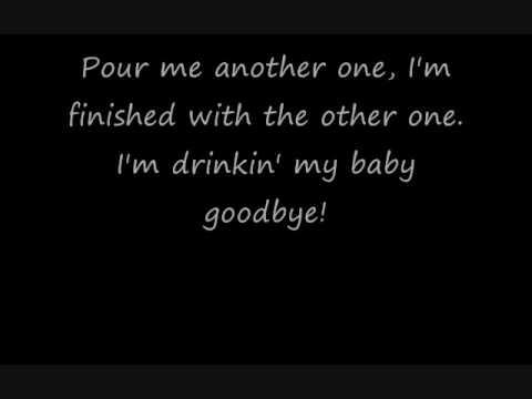 Drinkin' My Baby Goodbye (Charlie Daniels Band) w/ lyrics