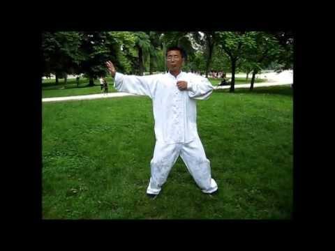 Taoists ба баланд бардоштани чул
