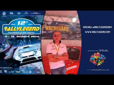 Speciale RallyLegend - Marketing del Territorio intervista Vito Piarulli