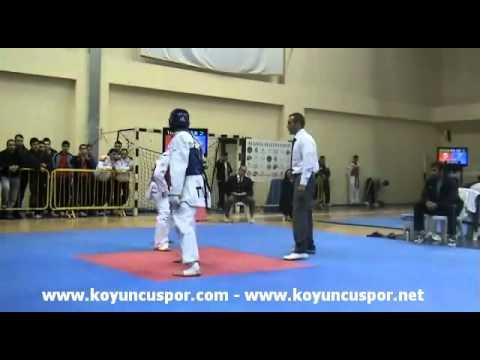 68kg Servet Tazegul vs Ugur Kadak 2010 Senyor Turk...