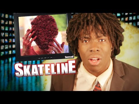 SKATELINE - Cory Kennedy, Clint Walker, Ronnie Creager, Late Flip NBD and more..