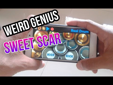 Weird Genius Sweet Scar ftPrince HuseinDRUM COVER MP3