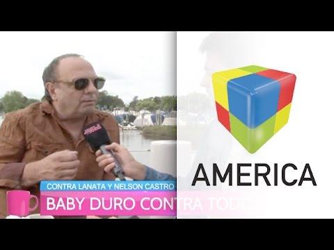 Baby Etchecopar atacó a Jorge Lanata y Nelson Castro