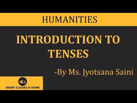 Tenses (Simple present tense) Lecture, BA, MA by Jyotsana Saini.