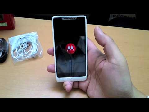 Motorola RAZR D3 XT919 - Telcel Guerrero Mobile -