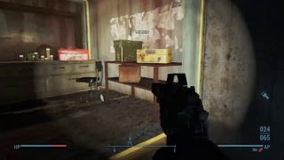 Fallout hardcore survival game play, Mods show case. Megan part 7 clearing corvega.