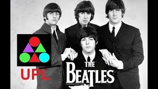 She loves you Beatles Lyrics Subtitles UPL