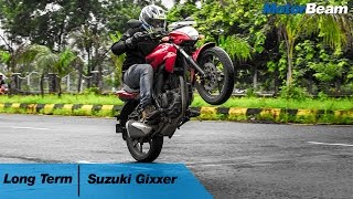 Suzuki Gixxer Long Term Review | MotorBeam