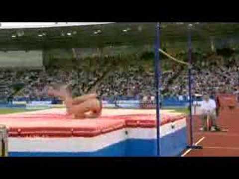 Amy Acuff High Jump