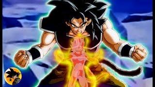 Yamoshi's TRUE Super Saiyan Transformation REVEALED
