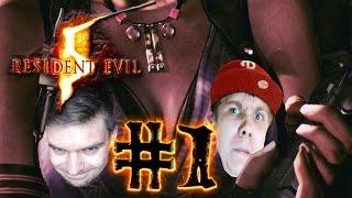 RESIDENT TITTIES!   LPT - Resident Evil 5!   Part 1