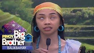 PBB Balikbahay: Madame Maymay Contacts Spirits of New Housemates