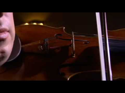 Joshua Bell - BACH&friends - Michael Lawrence Films