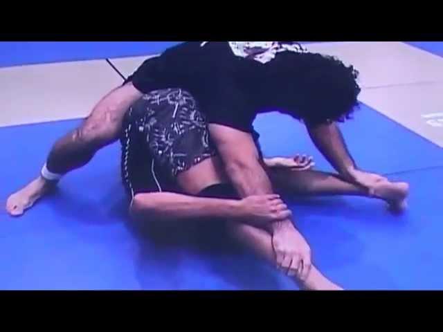 Marcelo Garcia vs Diego Saravia no gi grappling match