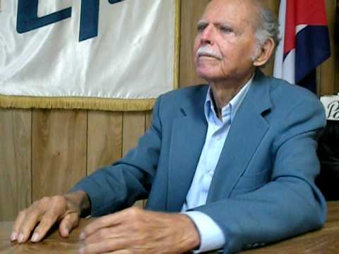 Huber Matos speaks on the Cuban Revolution on January 4, 1959