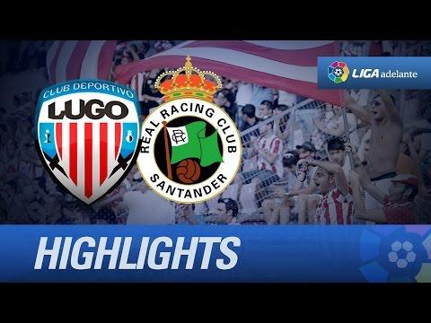 CD Lugo 0-0 Racing Santander