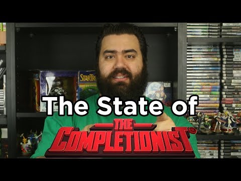 State of The Completionist 2018