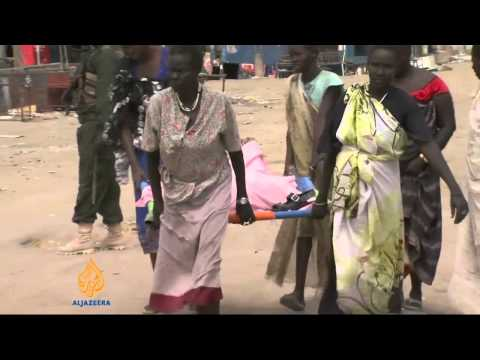 Fighting scars oil town in South Sudan