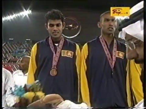 2006 Asian Games DOHA 400m Relay