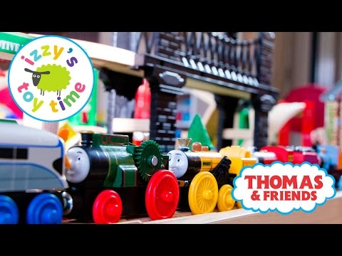 Thomas and Friends | Thomas Train Nap Track Part 2! With Brio and Imaginarium | Toy Trains for Kids