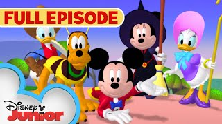 Mickey's Treat | Full Halloween Episode | Mickey Mouse Clubhouse | Disney Junior