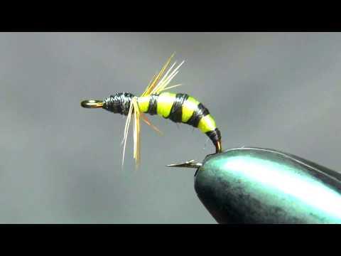 мухи для ловли омуля