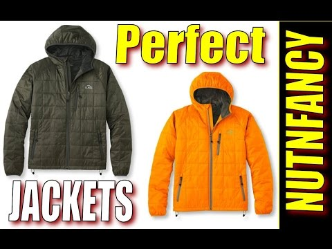 LL Bean's Perfect Stowaway Jackets by Nutnfancy